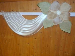 Схема пошива ламбрекенов