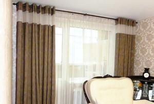 Способ лего удлинить шторы