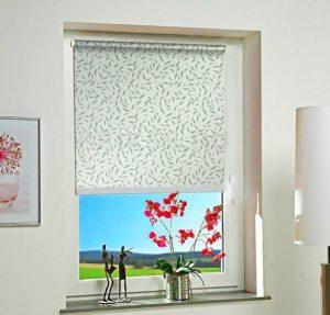 Рулонные шторы на пластиковые окна