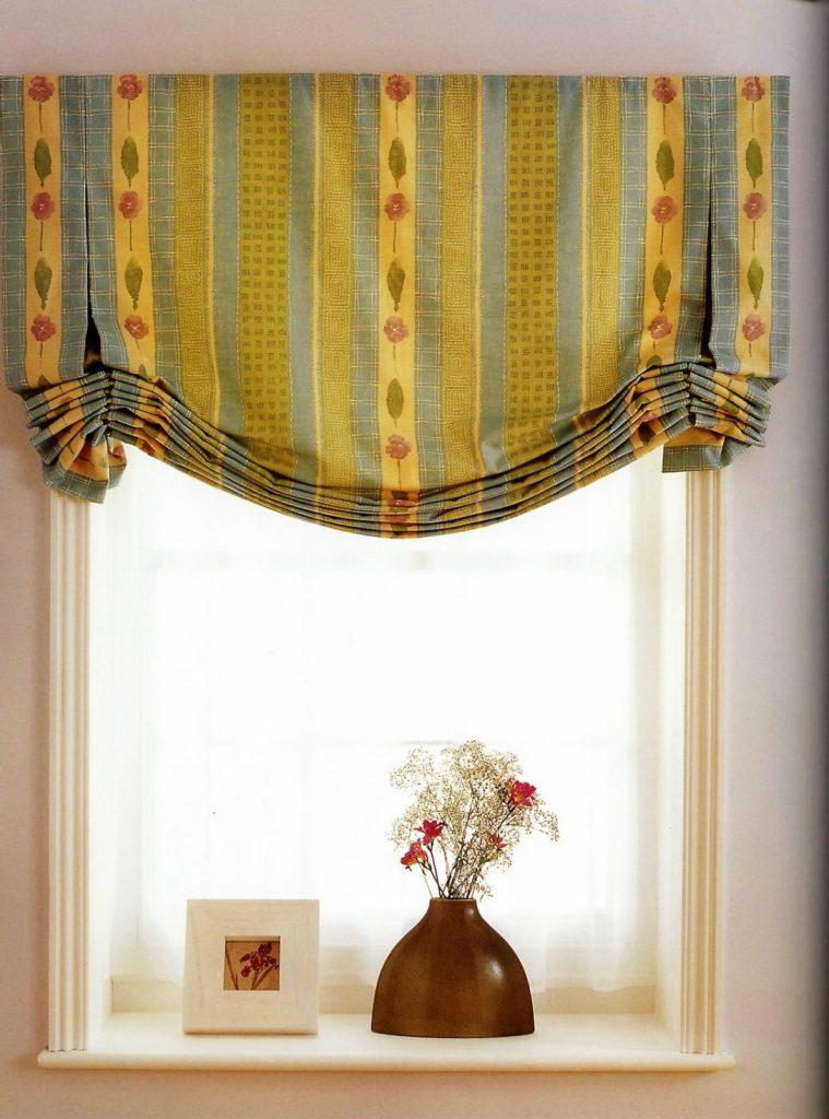 Красивые шторы в современном интерьере