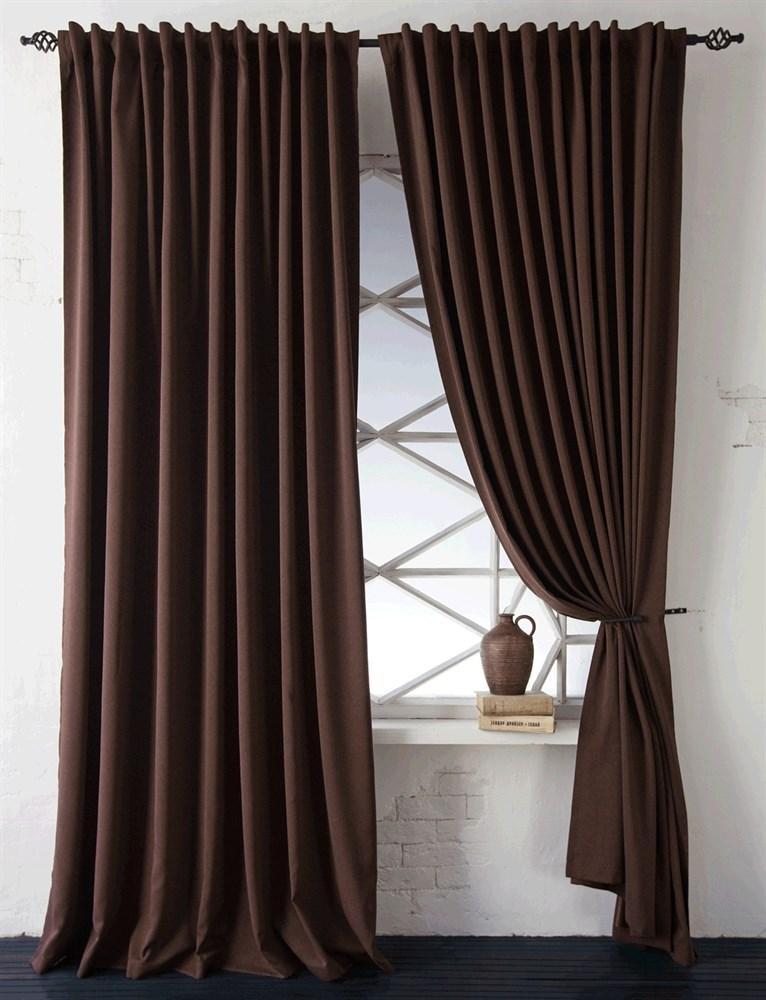 Портьеры: практичность и уютная классика в дизайне интерьера