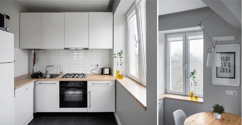 Рулонные шторы на кухню: виды рулонных жалюзи