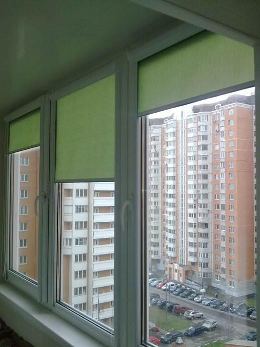 Жалюзи на балкон и лоджии, как выбрать конструкцию