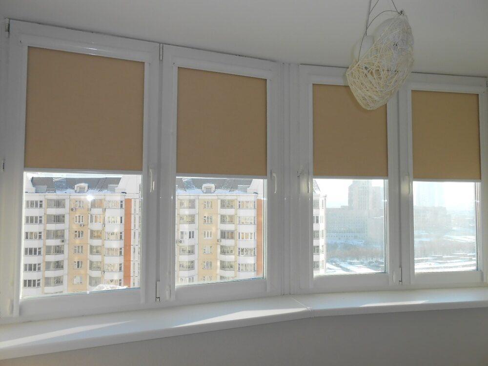 Жалюзи на балкон и лоджию, виды конструкций и материалов изд.